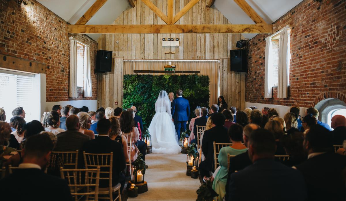 Healing Manor Hotel - The Barn Wedding Venue near Grimsby