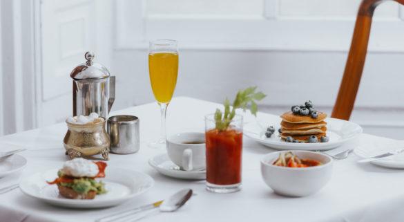 Healing Manor Hotel Grimsby, Breakfast and Brunch
