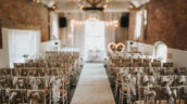Healing Manor Hotel Grimsby Wedding Venue Barn Ceremony
