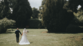 Healing Manor Hotel Grimsby Wedding gardens