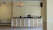 The Cadogan Suite at Healing Manor Hotel private bar