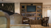 The Pig and Whistle Pub near Grimsby Interior Design
