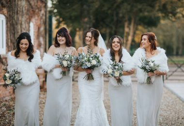 Amy and Ben Winter Wedding by James Green Studio