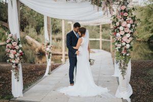 Healing Manor Hotel Wedding