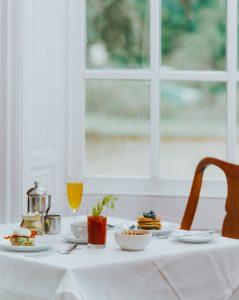 The Portman Restaurant Breakfast