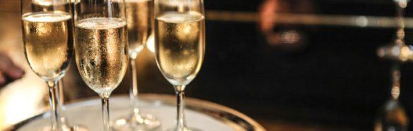 New Years Eve at The Portman Restaurant, Grimsby, Healing Manor Hotel, Tasting Menu