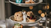 The Snowman Afternoon Tea at Healing Manor Hotel