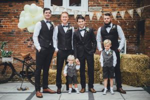 Healing Manor Hotel, Lincolnshire Wedding Venue, Charlotte and Michael's Wedding photographed by Flawless Photography Groomsmen
