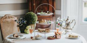 Wimbledon Afternoon Tea at Healing Manor Hotel