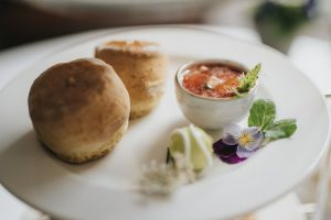 Wimbledon Afternoon Tea at Healing Manor Hotel Scone