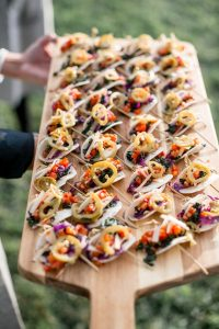 Wedding Food Trends Healing Manor Hotel