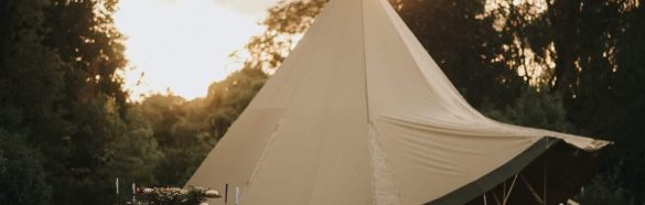 Healing Manor Teepee Weddings Lincolnshire