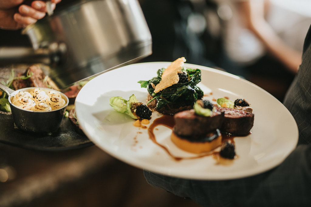 Venison Pig and Whistle Autumn Menu Launch