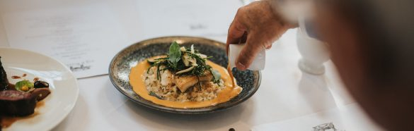 Pig and Whistle Autumn Menu Launch