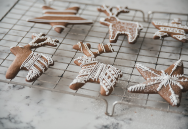 Gingerbread Recipe for The Snowman Afternoon Tea