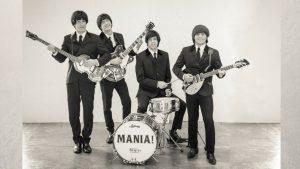 Christmas Party Night at Healing Manor Hotel Beatles Mania