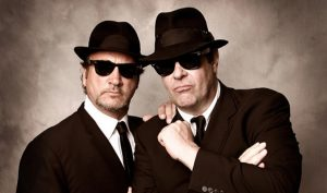 Blues Brothers at Healing Manor Hotel