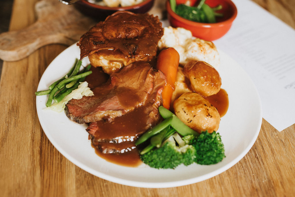 The Pig and Whistle Sunday Lunch