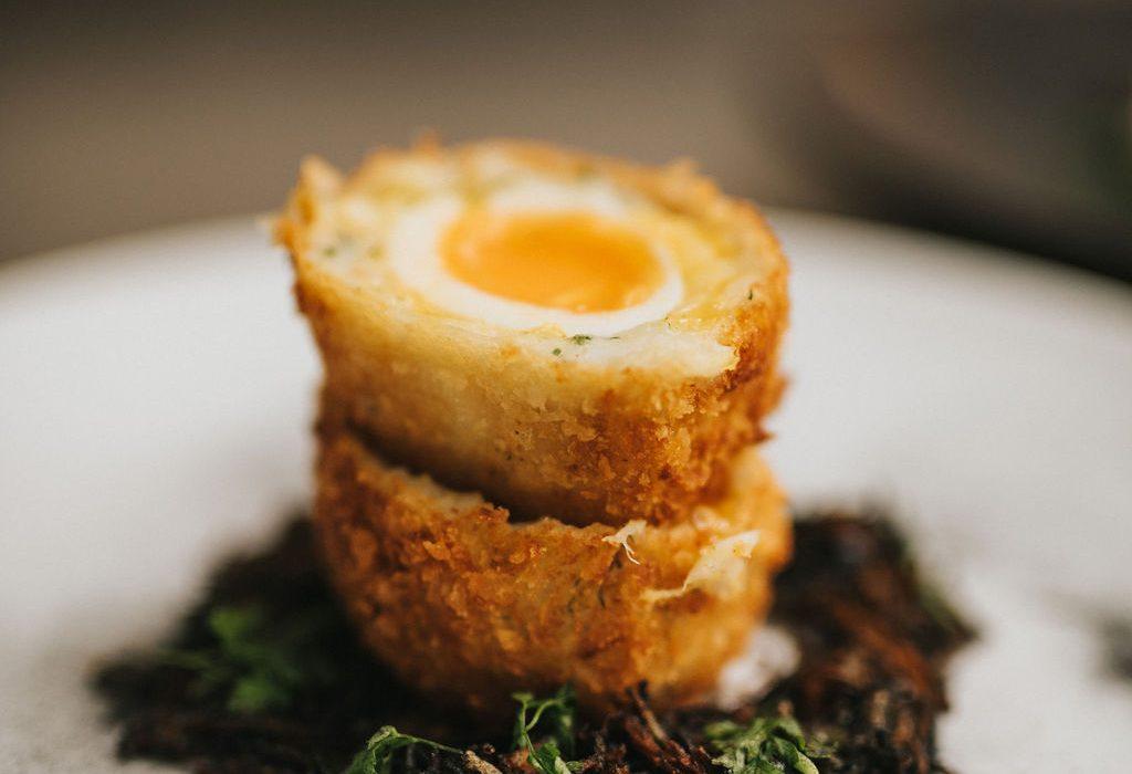 Smoked Haddock Scotch Egg Recipe