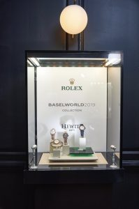 Hewitt's & Rolex at Healing Manor Hotel