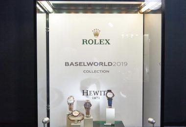 Hewitt's & Rolex at Healing Manor Hotel
