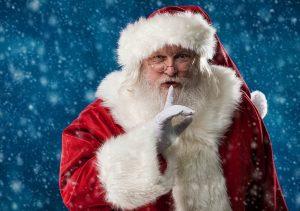 Christmas Afternoon Tea with Santa at Healing Manor Hotel