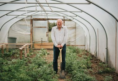 Healing Manor Hotel - Coven Garden, Lincolnshire Vegetable supplier and grower