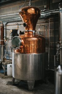Pin Gin Healing Manor Meet the Supplier, Lincolnshire Gin