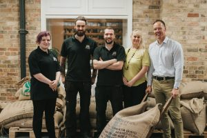 Stokes of Lincoln Tea and Coffee Meet the Suppliers Healing Manor and The Pig and Whistle