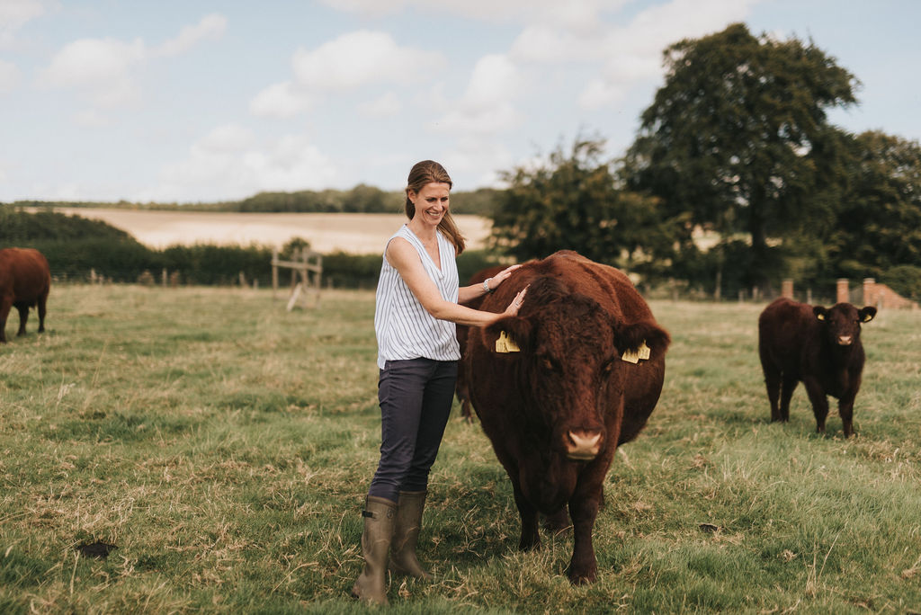 Field to Fork Amy Jobe Lincoln Russet - Healing Manor Meet the Supplier
