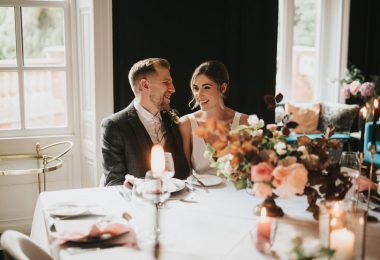 Healing Manor Barn Wedding