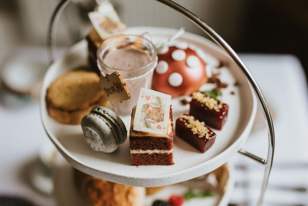 Madhatter Style Afternoon Tea