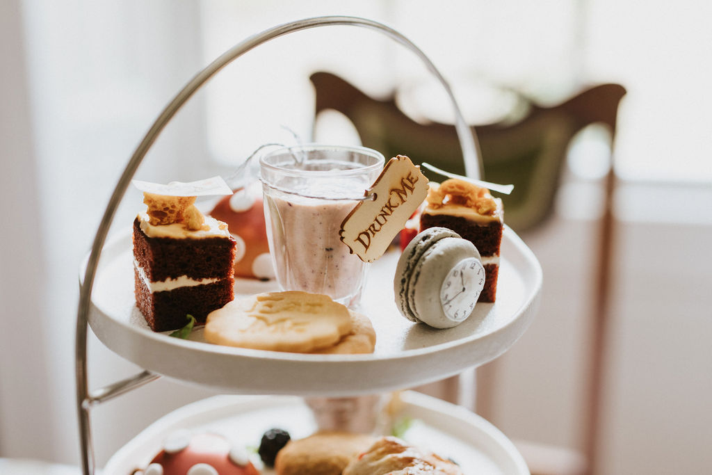 Madhatter Afternoon Tea at Healing Manor Hotel