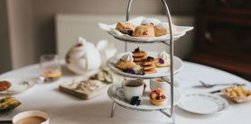 Mother's Day takeaway Afternoon Tea from Healing Manor Hotel