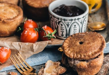 British Pie Week - The Lincolnshire Chef Pork Pie Recipe