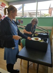 Care Plus Grimsby, Healing Manor Hotel Food Delivery