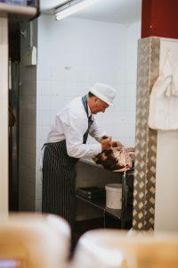 Healing Manor Hotel Meet the Suppler Swales Butchers