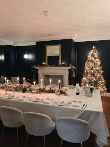 Private Christmas Dining in The Cure All