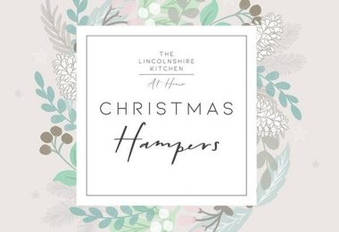 The Lincolnshire Kitchen at Home Christmas Hampers